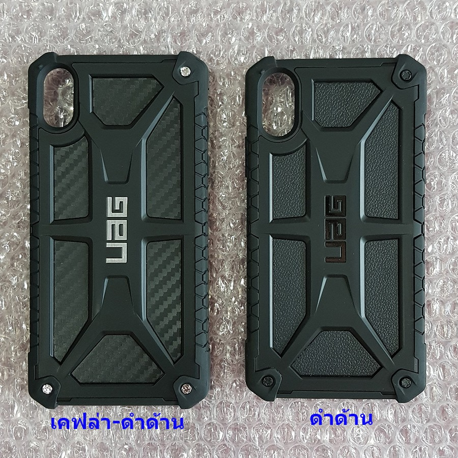 Image # 3 of Review เคส UAG iPhone XR,XS,XS Max,6,7,8,6Plus,7Plus,8Plus เคสกันกระแทก UAG Monarch