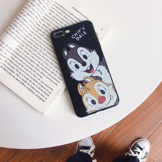 Review Matte Soft TPU Case Cover OPPO R9 R9S Plus A3 A3s A5 A39 A57 Cute Cartoon Squirrel Casing