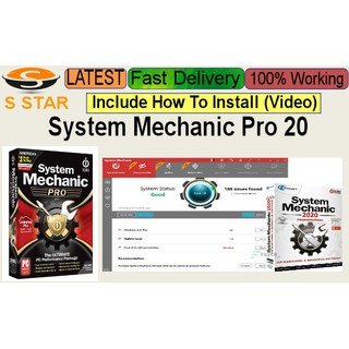 System Mechanic Pro 20 [LIFETIME & FULL WORKING] Full Version