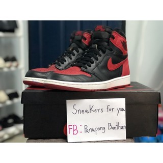 jordan1 high banned 2016 12us