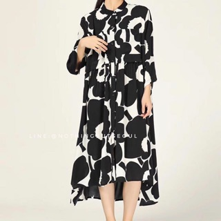 Review Marimekko print dress