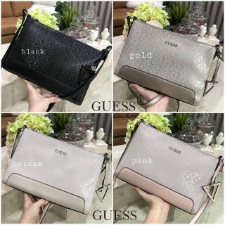 Review Guess Factory Women's CrossBody Bag แท้<outlet>