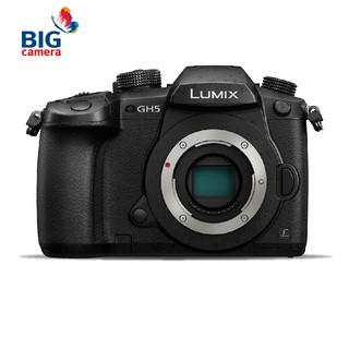 Panasonic Lumix GH5 Body Mirrorless - ประกันศูนย์