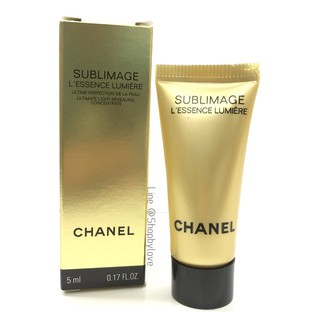Review Chanel Sublimage L'Essence Lumiere 5ml