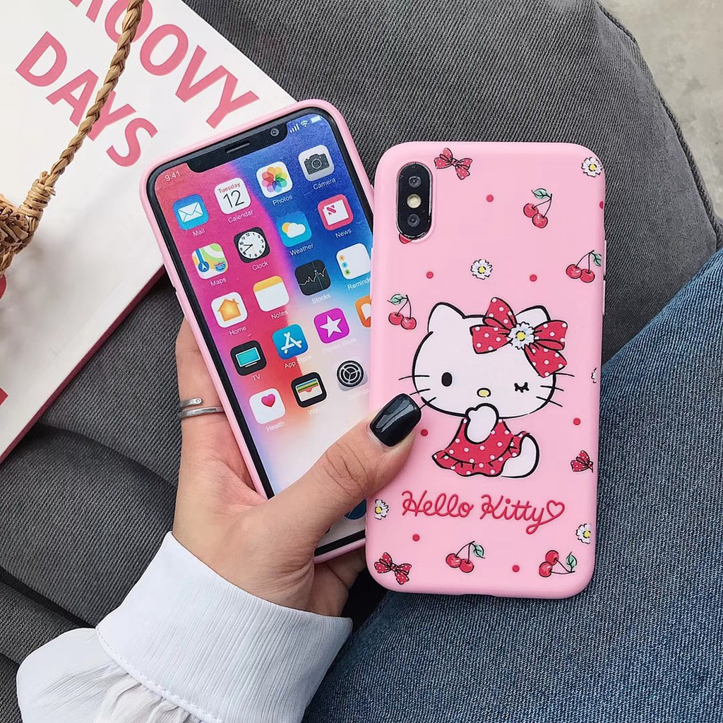 Image # 1 of Review Cartoon Cat kitty TPU Snoopy Soft Case Vivo V7plus V5s V9 Y55 Y91 Y71 Y83 V11i Y95 Y93 Y85 Y81 v5PLUS a3s a5 F11 A37 F9