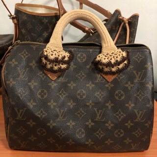 Lv Speedy 30 Monogram แท้
