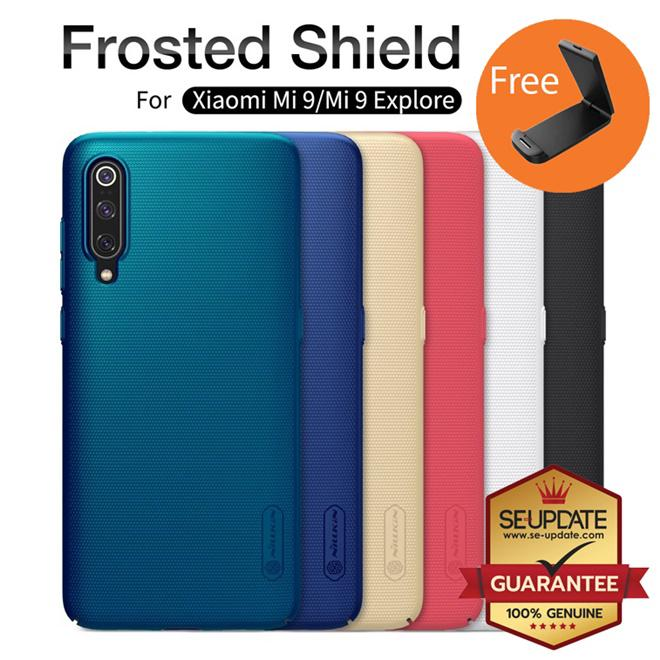 Review (แถม Stand) เคส Xiaomi Mi 9 Nillkin Super Frosted Shield