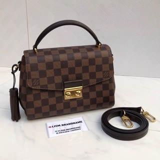 Review Like new lv croissete Y17