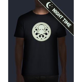 Review GLOW IN THE DARK! - Cthulhu Horror HP Lovecraft Cthulhu Mythos T Shirt