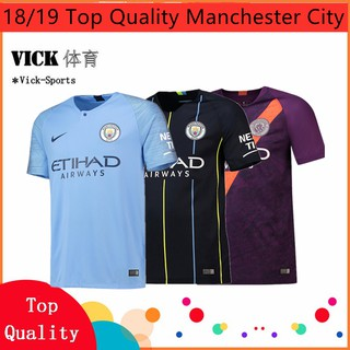 Review Man jersey Home Away 3rd Football Jersey home and away 2018/2019