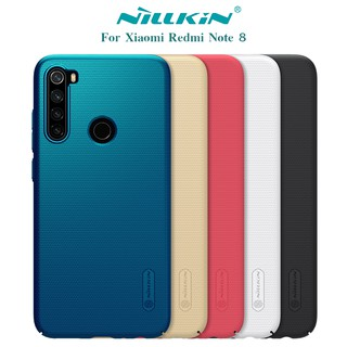 Review NILLKIN เคส Xiaomi Redmi Note 8 รุ่น Super Frosted Shield