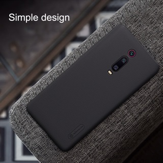 Image # 2 of Review Nillkin เคสมือถือ Xiaomi Mi 9T / 9T Pro / Redmi K20 / K20 Pro รุ่น Super Frosted Shield 0.6mm Full hardness