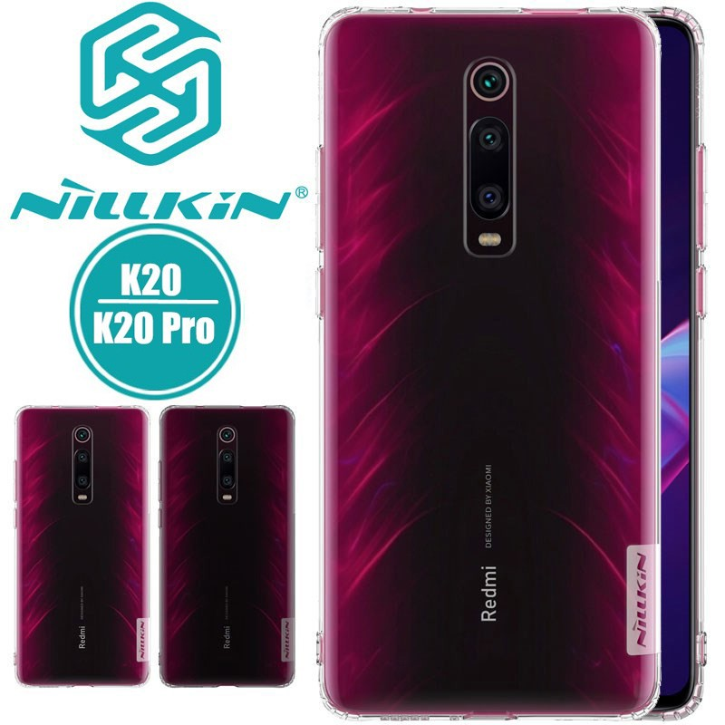 Image # 0 of Review NILLKIN เคส Xiaomi Mi 9T Mi9T Redmi K20 K 20 Pro รุ่น Premium TPU Case