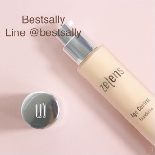 Review ✅✅พร้อมส่ง✅✅ Zelens Age Control Foundation (30ml) - Shade 3 - Cream