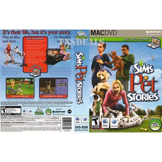 Review แผ่นเกมส์ : The Sims pet stories