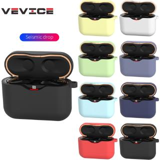 Review For Sony WF-1000XM3 Bluetooth Earphone Case Soft Silicone TPU Shockproof Protective Cover