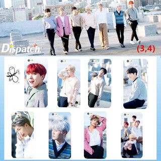 The best KPOP BTS Bangtan Boys Photo Phone Cover For iphone(3,4)