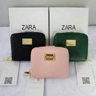 Review zara wallet small bag