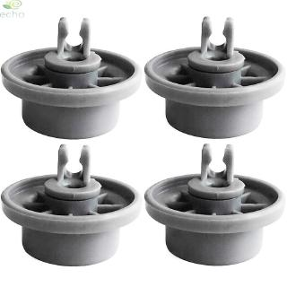 Wheels 4pcs For Bosch Siemens Neff Tool Dishwasher Rack Basket Accessory Replacement ABS Lightweight High Quality