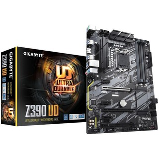 Image # 0 of Review Gigabyte Z390 UD Motherboard