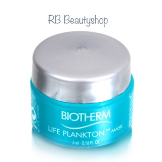 Review Biotherm Life Plankton Mask 5 ml