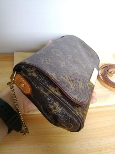 Image # 2 of Review LV Favorite pm monogram dc14