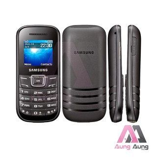 Review Samsung E1200T Hero By.AungAungShop