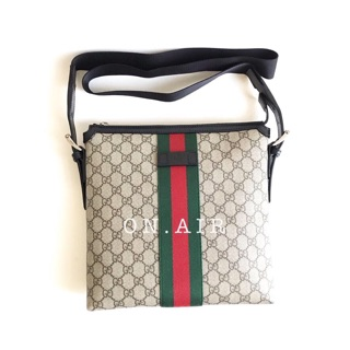 Review New gucci web supreme messenger ยอดฮิต
