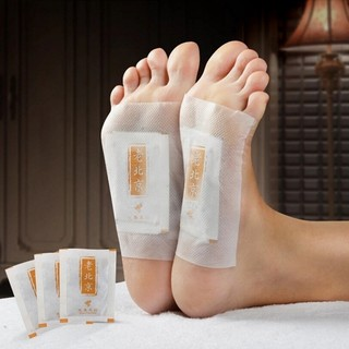 Review Top-10pcs/Bag Foot Patch With Ginger And Wormwood Anti-Swelling Detoxification P