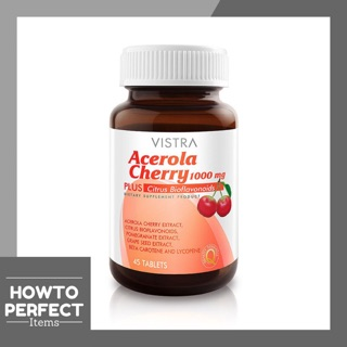 VISTRA Acerola Cherry วิตา