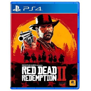 PS4 RED DEAD REDEMPTION 2 (MULTI-LANGUAGE) (ASIA)