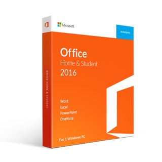 Microsoft Office Home & Student 2016 # ของแท้