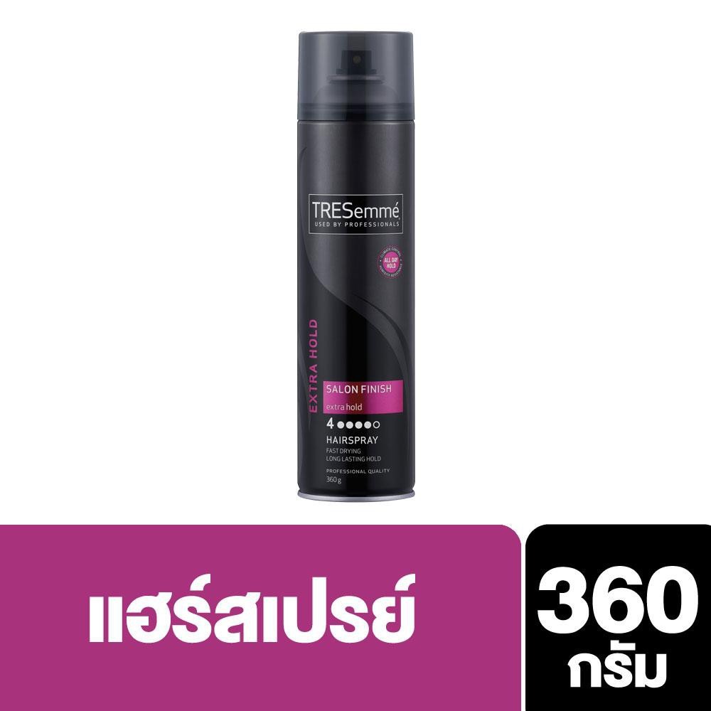TRESemme Hairspray Salon Finish Extra Hold Pink 360 g. UNILEVER