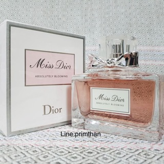 Review น้ำหอม Miss Dior Absolutely Blooming EDP 100ml