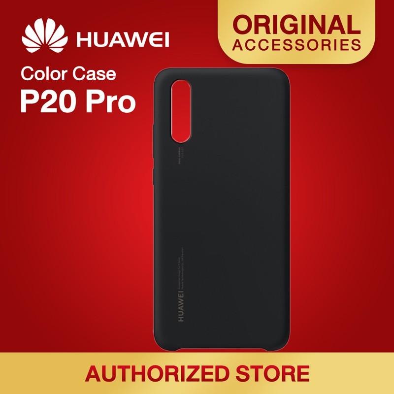 Huawei P20 Series Color Case มีให้เลือก 2 สี Black และ Pink