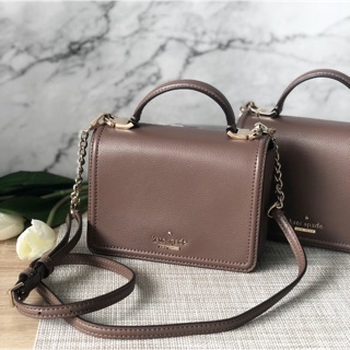 Review KATE  SPADE Maisie Patterson Drive Leather Crossbody Handbag WKRU5807  Dusckcity