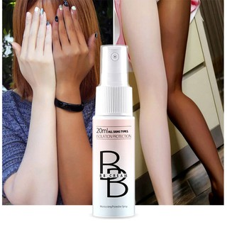 Review New Arrival Portable Concealer Moisturizing Spray BB Cream Foundation Whitening Face Makeup