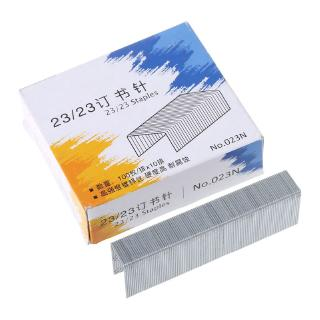 2J` 1000Pcs/Box Heavy Duty 23/8 Metal Staples For Stapler Office School Supplies Stationery