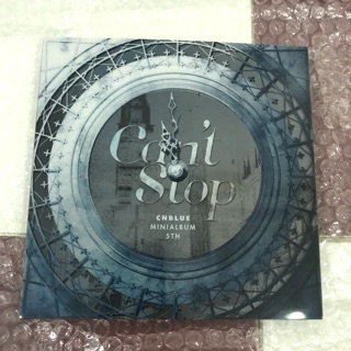 Review CNBLUE 5TH MINI ALBUM – Can't Stop