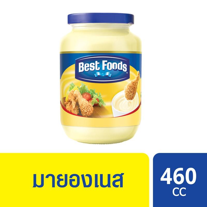 เบสท์ฟู้ดส์มายองเนส 460 กรัม Bestfood UNILEVER