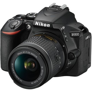 Nikon D5600 DSLR Camera with 18-55mm