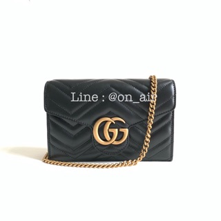 Review New gucci marmont mini bag สวยมาก