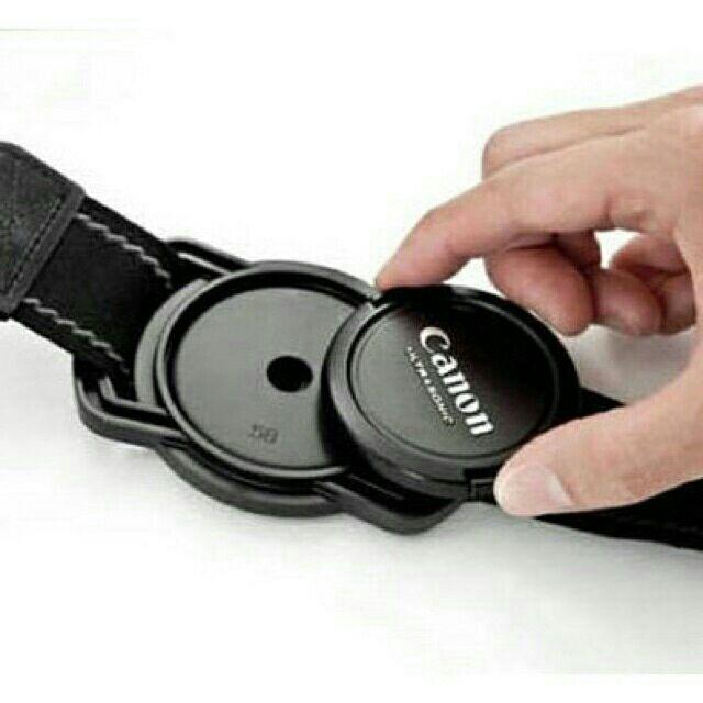 ( สินค้า OEM ) Len Cap Keeper ตัวเก็บฝากล้องถ่ายภาพ (รหัสสินค้า : XJ-006)