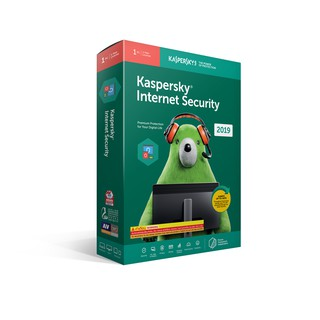 Kaspersky Internet Security 1year 2019 (1 PC)  (Pansonics)