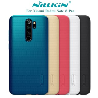 Review NILLKIN เคส Xiaomi Redmi Note 8 Pro รุ่น Super Frosted Shield