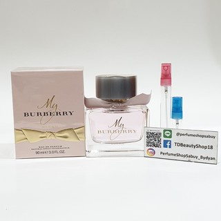 The best น้ำหอมแท้แบ่งขาย Burberry My Burberry Blush Eau De Parfum
