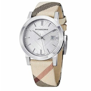 Review Burberry heritage check strap watch พร้อมส่ง❗️BU9022