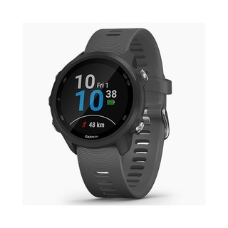 Review รองรับภาษาไทย Garmin Forerunner 245 GPS Running Watch w / Wrist-Based HRM-Slate