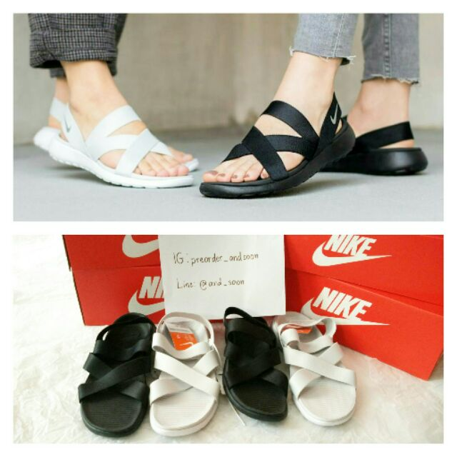 promo code c5ad4 8078b Nike Roshe One Sandal   Shopee Thailand