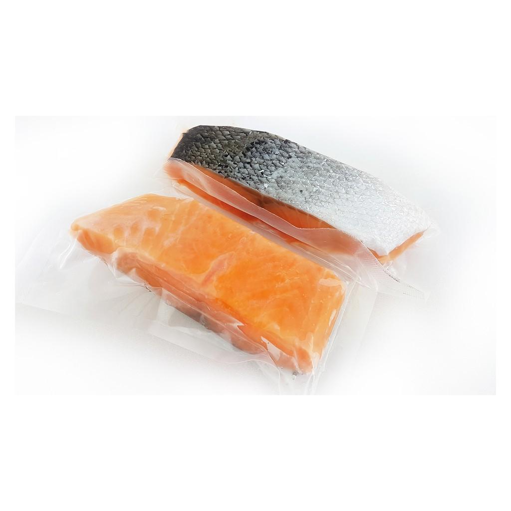 Icfresh ปลาแซลมอน Portion ไซส์ 120-150 กรัม.